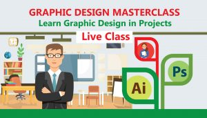 Graphic Design Pro: Learn Graphic Design in Projects