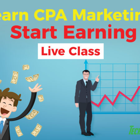 Learn CPA Marketing & Start earning