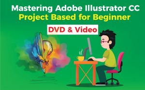Mastering Adobe Illustrator CC Project Based for Beginner