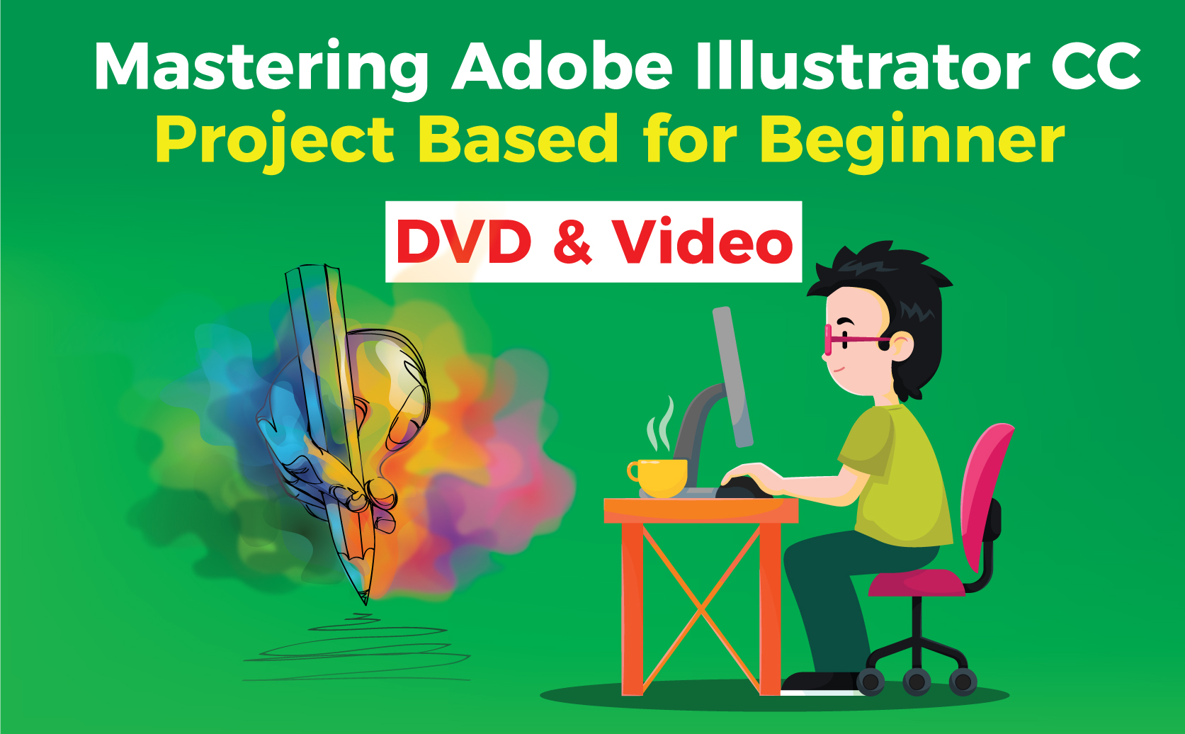 Mastering-Adobe-Illustrator-CC-Project-Based-for-Beginner